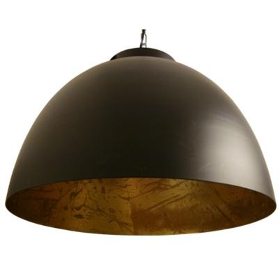 Потолочный светильник KylieПодвесные светильники<br>Потолочный светильник черного цвета и позолотой внутри от голландского бренда light &amp;amp;amp; living. Создайте уютное освещение в столовой, гостиной или на кухне.&amp;amp;nbsp;&amp;lt;div&amp;gt;&amp;lt;br&amp;gt;&amp;lt;div&amp;gt;Вид цоколя: Е27,&amp;amp;nbsp;&amp;lt;/div&amp;gt;&amp;lt;div&amp;gt;Мощность лампочки: 40W,&amp;amp;nbsp;&amp;lt;/div&amp;gt;&amp;lt;div&amp;gt;Кол-во лампочек 1 (в комплект не входит)&amp;lt;/div&amp;gt;&amp;lt;/div&amp;gt;<br><br>Material: Металл<br>Height см: 31<br>Diameter см: 45