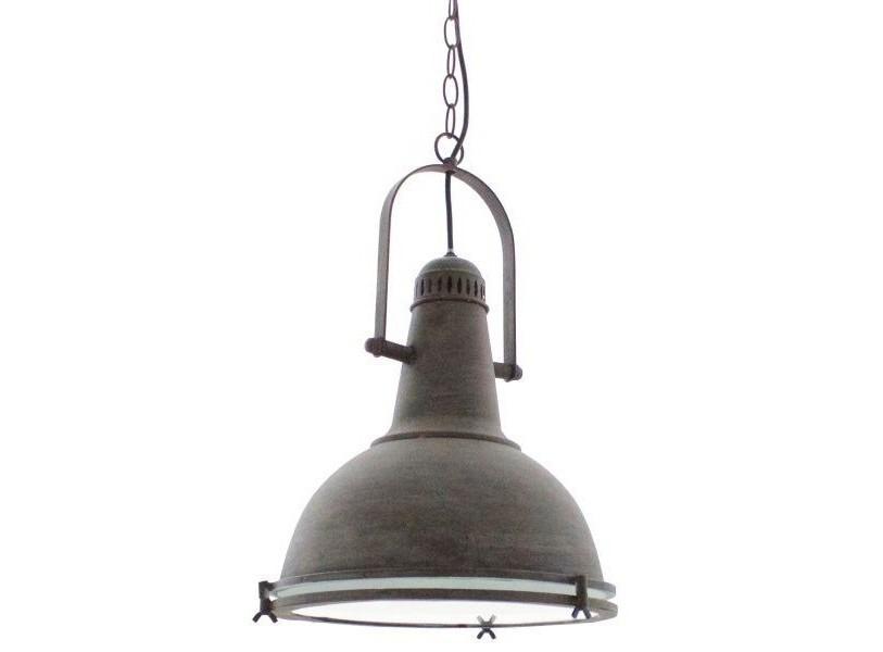 Потолочный светильник AnklamПодвесные светильники<br>Потолочный светильник с одним плафоном коричневого цвета от голландского бренда light &amp;amp;amp; living. Эта модель люстры стильно смотрится в гостиной и столовой и гармонично вписывается в современный интерьер.&amp;amp;nbsp;&amp;lt;div&amp;gt;&amp;lt;br&amp;gt;&amp;lt;div&amp;gt;Вид цоколя: Е27,&amp;amp;nbsp;&amp;lt;/div&amp;gt;&amp;lt;div&amp;gt;Мощность лампочки: 40W,&amp;lt;/div&amp;gt;&amp;lt;div&amp;gt;Кол-во лампочек 1 (в комплект не входят).&amp;lt;/div&amp;gt;&amp;lt;/div&amp;gt;<br><br>Material: Металл<br>Height см: 50<br>Diameter см: 31