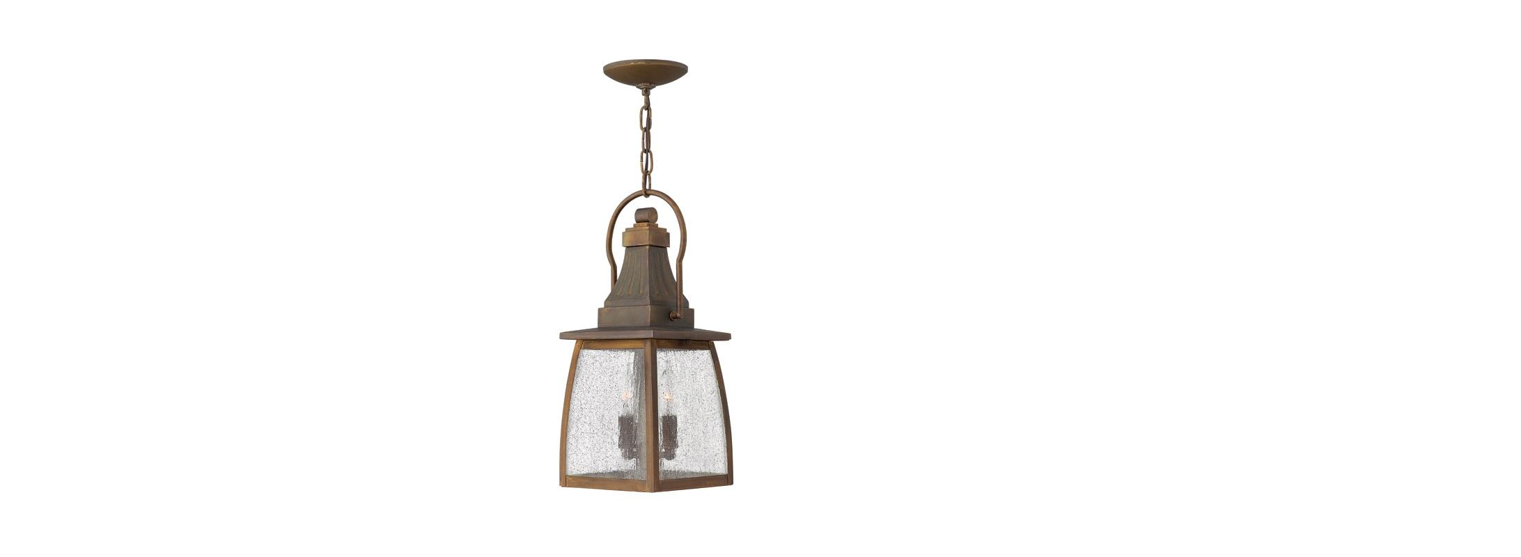 Подвесной фонарь Hinkely LightingУличные подвесные и потолочные светильники<br>Цоколь: E14.&amp;lt;div&amp;gt;Мощность: 60W.&amp;lt;/div&amp;gt;&amp;lt;div&amp;gt;Количество ламп: 2.&amp;lt;/div&amp;gt;&amp;lt;div&amp;gt;Цвет: охра.&amp;lt;/div&amp;gt;<br><br>Material: Металл<br>Ширина см: 17<br>Высота см: 52