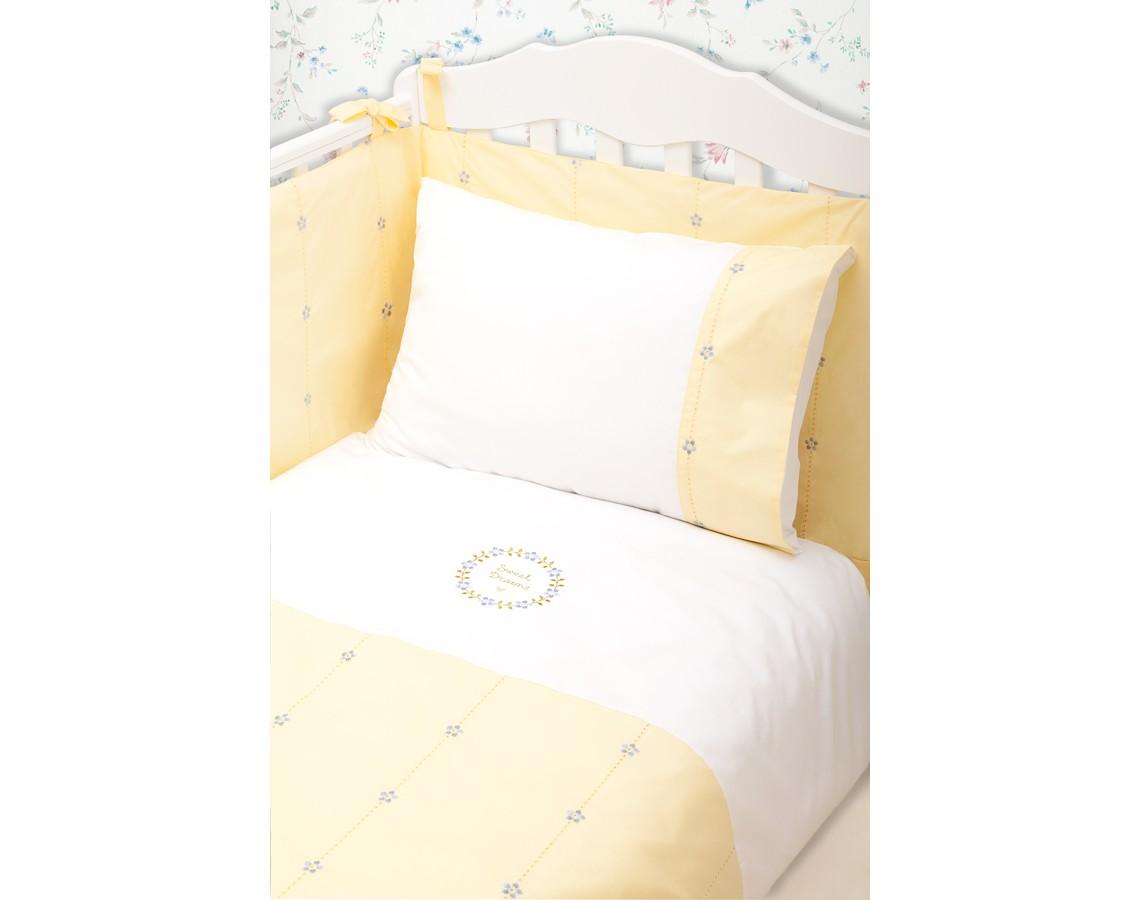 Комплект постельного белья НезабудкиОдноспальные комплекты постельного белья<br>&amp;lt;span style=&amp;quot;line-height: 24.9999px;&amp;quot;&amp;gt;В комплект входит простыня, наволочка, пододеяльник.&amp;lt;/span&amp;gt;&amp;lt;br&amp;gt;Размеры: 100х140 см(пододеяльник); 75x130х25 см (простыня на резинке, 25 высота резинки на толщину матраса); 50х70 см (наволочка)<br><br>Material: Хлопок<br>Ширина см: 100