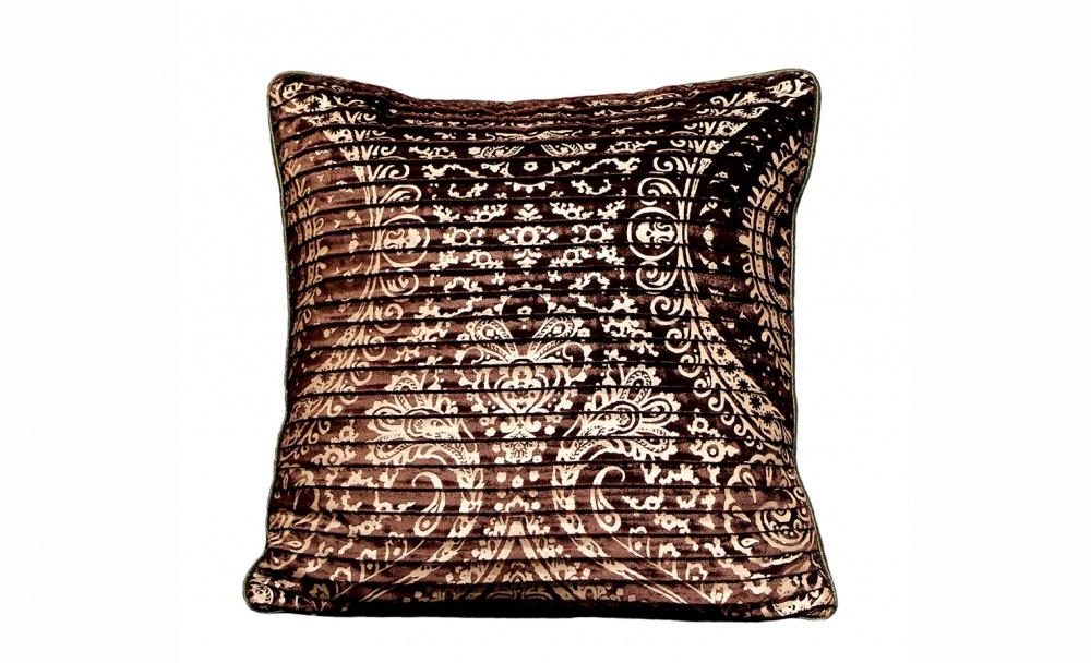 ПодушкаКвадратные подушки и наволочки<br>Двусторонняя подушка.<br><br>Material: Текстиль<br>Width см: 40<br>Depth см: 5<br>Height см: 40
