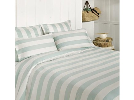 Комплект постельного белья weekend (luxberry) зеленый 200x220 см.