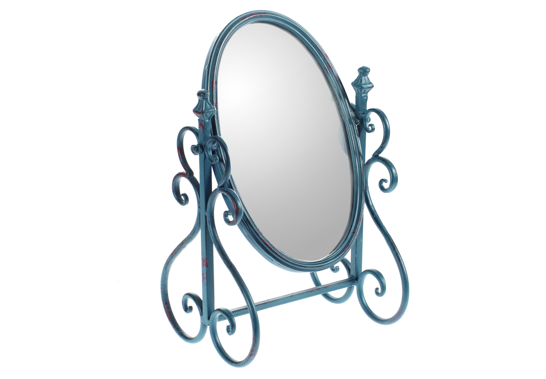 Зеркало настольное ProvoНастольные зеркала<br><br><br>Material: Металл<br>Width см: 22<br>Depth см: 18<br>Height см: 38