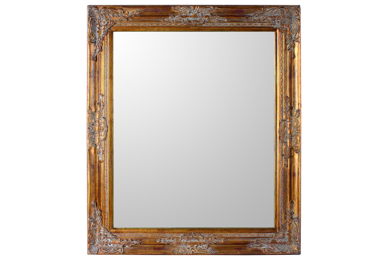 Зеркало NiceНастенные зеркала<br><br><br>Material: Пластик<br>Ширина см: 62<br>Высота см: 72<br>Глубина см: 4