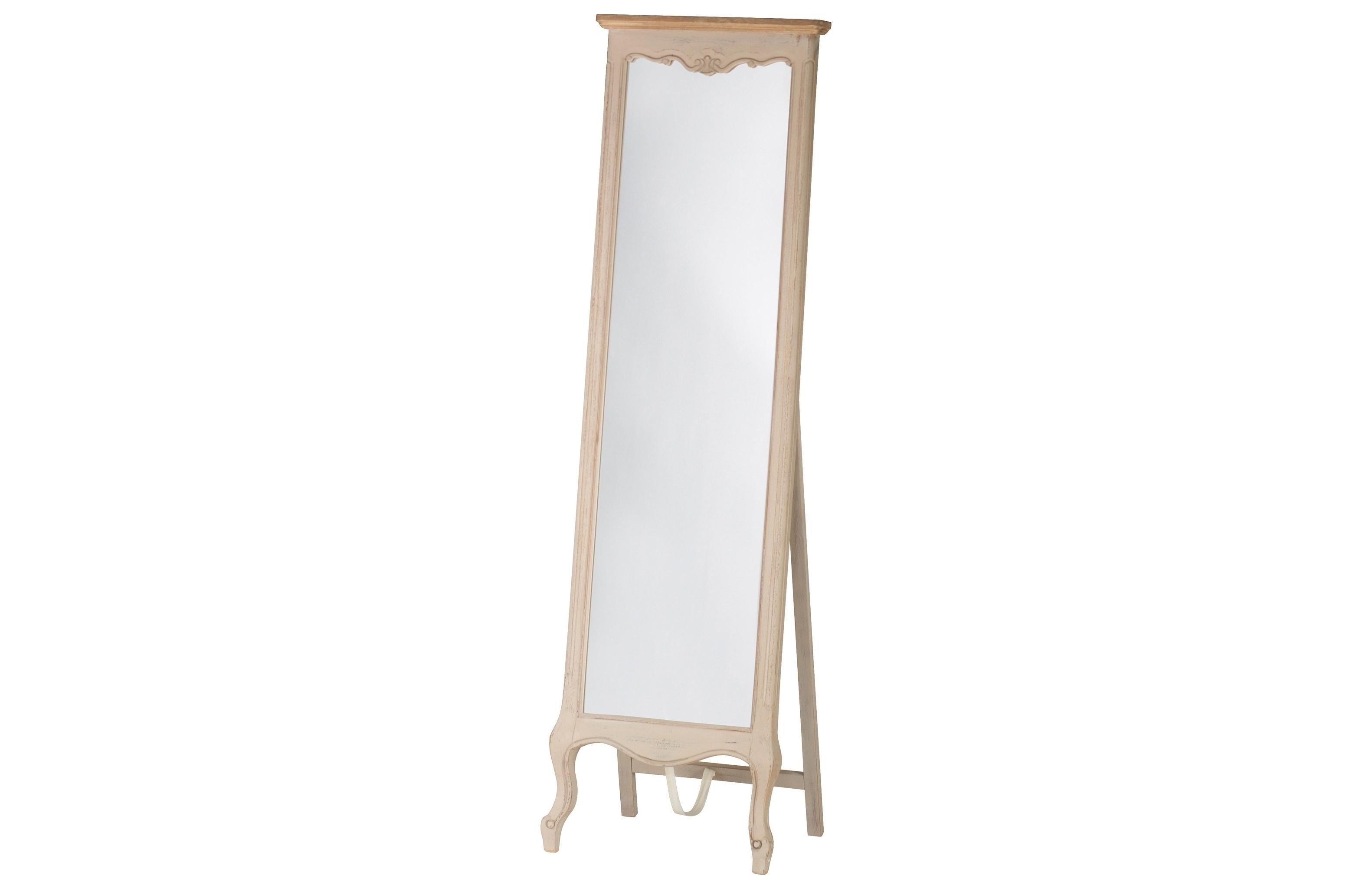 Напольное зеркало ReimsНапольные зеркала<br><br><br>Material: Дерево<br>Width см: 50<br>Depth см: 8<br>Height см: 168