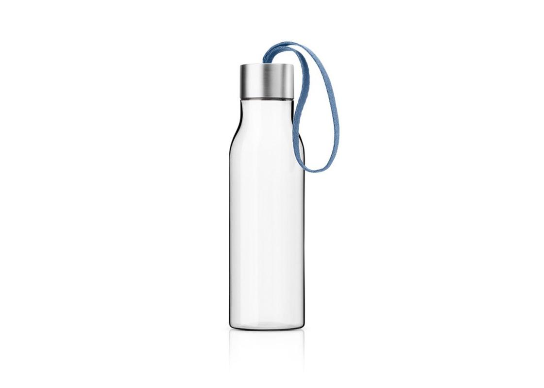 БутылкаЕмкости для хранения<br>Очень удобная бутылка для воды, которую можно положить в сумку, взять с собой в офис или использовать на отдыхе. Она полностью герметична, её можно наполнять снова и снова, и тем самым уменьшить количество пластиковых бутылок, тем самым помогая сохранить окружающую среду. Бутылка сделана из пластика, не содержащего BPA, то есть бисфенола, вредных примесей и тяжёлых металлов. Бутылку можно мыть в посудомоечной машине, крышку - вручную.&amp;lt;div&amp;gt;&amp;lt;br&amp;gt;&amp;lt;div&amp;gt;Объем: 500 мл.&amp;lt;br&amp;gt;&amp;lt;/div&amp;gt;&amp;lt;/div&amp;gt;<br><br>Material: Пластик<br>Height см: 23<br>Diameter см: 6,5