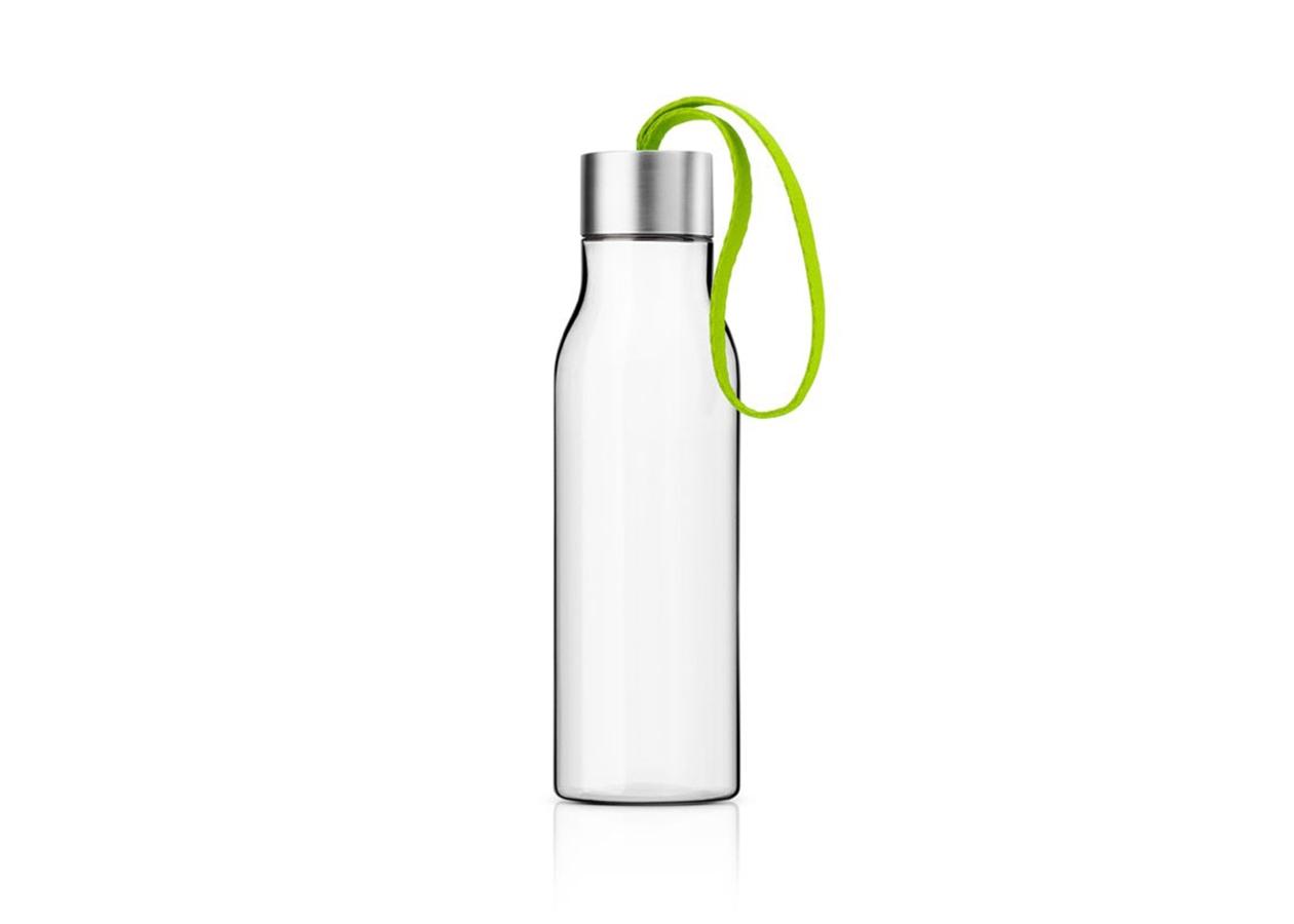 БутылкаЕмкости для хранения<br>Очень удобная бутылка для воды, которую можно положить в сумку, взять с собой в офис или использовать на отдыхе. Она полностью герметична, её можно наполнять снова и снова, и тем самым уменьшить количество пластиковых бутылок, тем самым помогая сохранить окружающую среду. Бутылка сделана из пластика, не содержащего BPA, то есть бисфенола, вредных примесей и тяжёлых металлов. Бутылку можно мыть в посудомоечной машине, крышку - вручную.&amp;lt;div&amp;gt;Объем: 500 мл.&amp;lt;br&amp;gt;&amp;lt;/div&amp;gt;<br><br>Material: Пластик<br>Height см: 23<br>Diameter см: 6,5