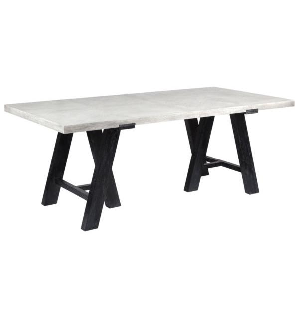 Стол обеденныйОбеденные столы<br><br><br>Material: Дерево<br>Width см: 200<br>Depth см: 100<br>Height см: 76