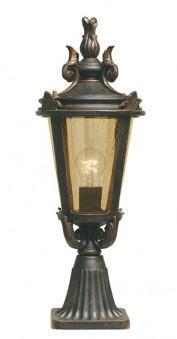 Фонарь-пьедестал Elstead ExteriorУличные наземные светильники<br>Цоколь: E27.&amp;amp;nbsp;&amp;lt;div&amp;gt;Мощность :100W.&amp;lt;/div&amp;gt;&amp;lt;div&amp;gt;Количество ламп: 1.&amp;amp;nbsp;&amp;lt;/div&amp;gt;&amp;lt;div&amp;gt;Цвет: старинная бронза.&amp;lt;/div&amp;gt;<br><br>Material: Металл<br>Высота см: 56