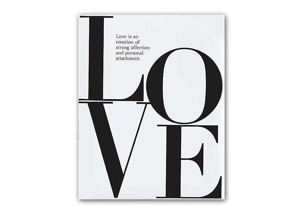 Постер Love is LoveПостеры<br>Рамки на выбор белого, черного, серебряного, золотого цветов.<br><br>Material: Бумага<br>Width см: 30<br>Depth см: 1.5<br>Height см: 40