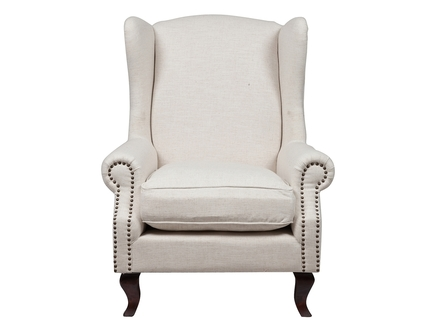 "Кресло ""Collins Wingback Chair"""