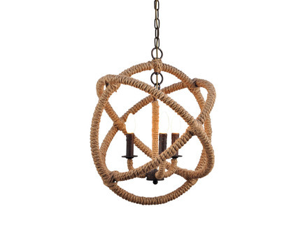 "Люстра ""Rope small orb chandeler"""
