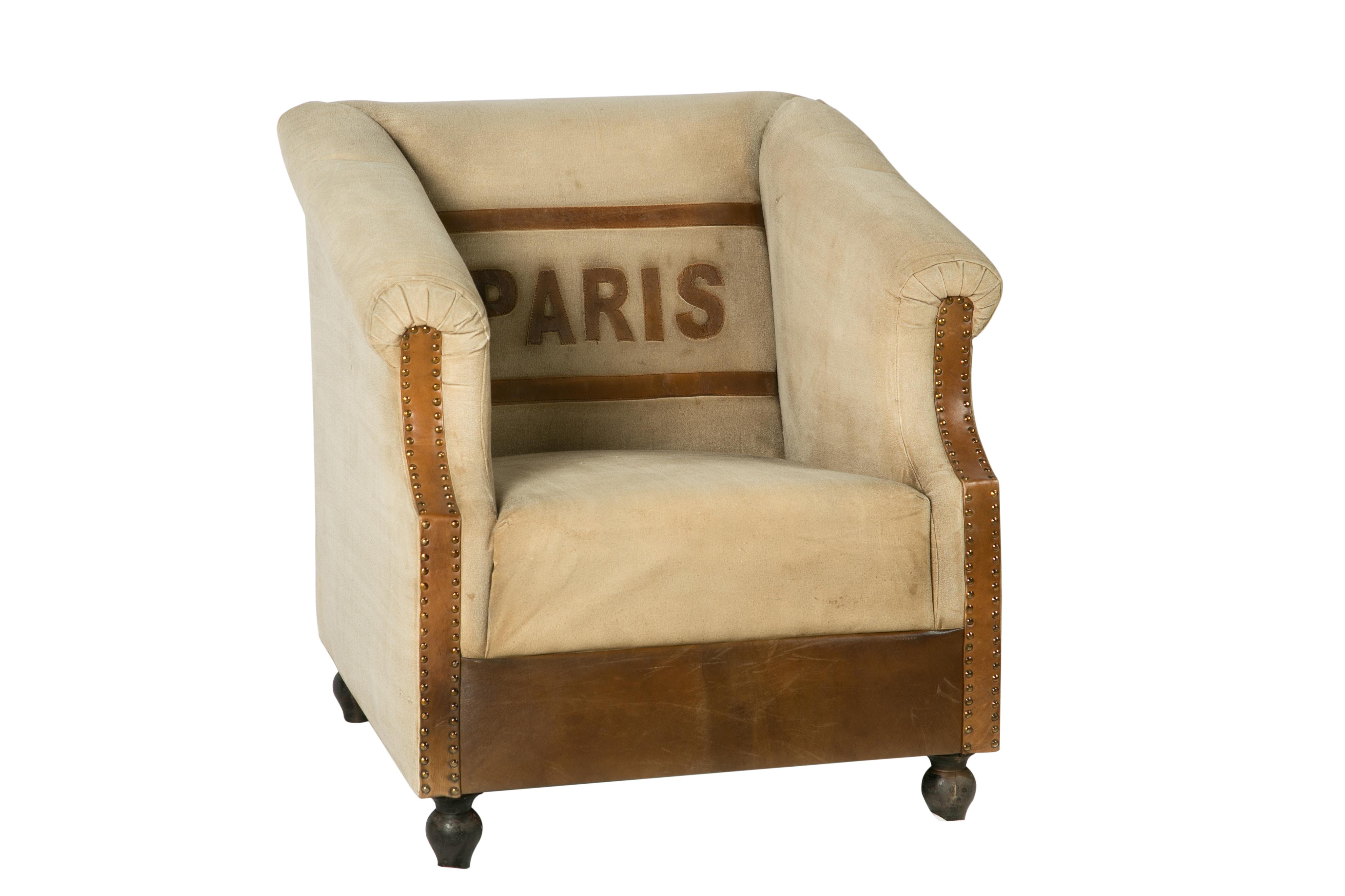 КреслоИнтерьерные кресла<br><br><br>Material: Текстиль<br>Width см: 75<br>Depth см: 80<br>Height см: 75