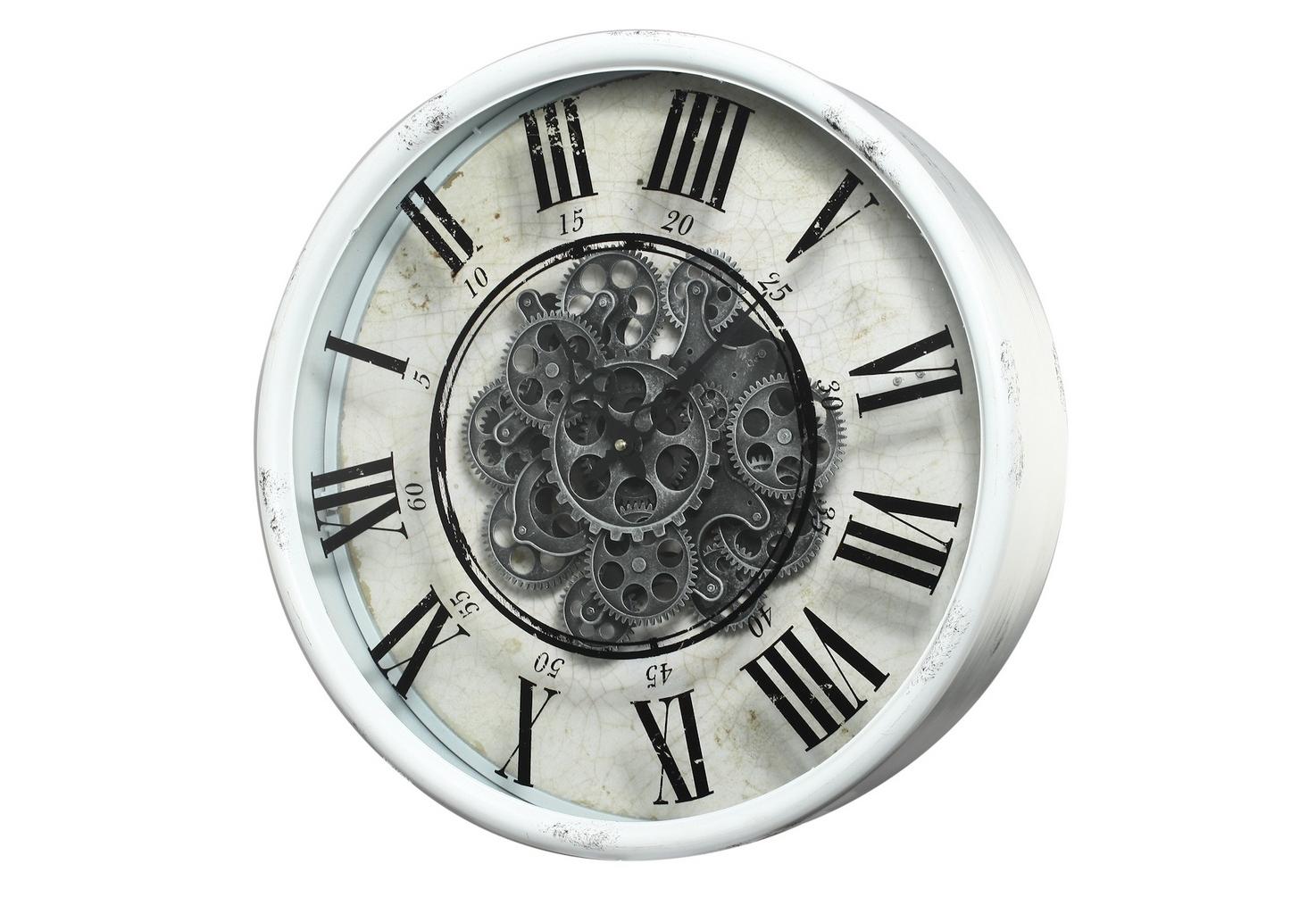 Часы настенныеНастенные часы<br>&amp;lt;div&amp;gt;Кварцевый механизм.&amp;lt;/div&amp;gt;Вес 5,5 кг.<br><br>Material: Металл<br>Depth см: 13,5<br>Diameter см: 50
