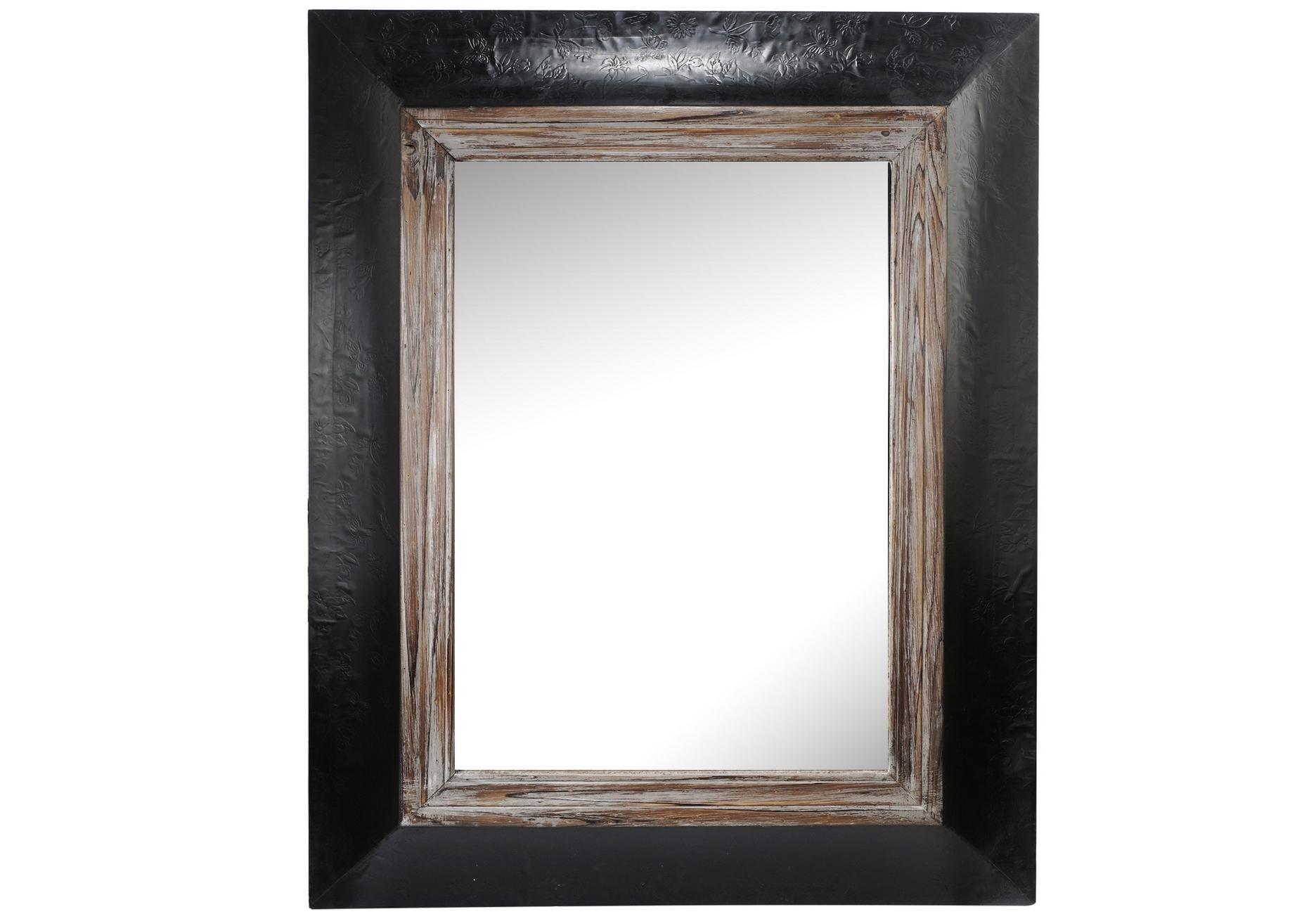 Зеркало настенноеНастенные зеркала<br>Вес 11 кг.<br><br>Material: Металл<br>Width см: 82<br>Depth см: 8<br>Height см: 100