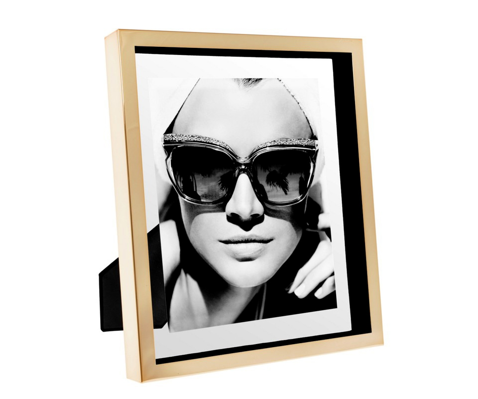 Фоторамка Picture Frame Mulholland XLРамки для фотографий<br><br><br>Material: Металл<br>Width см: 28<br>Height см: 33