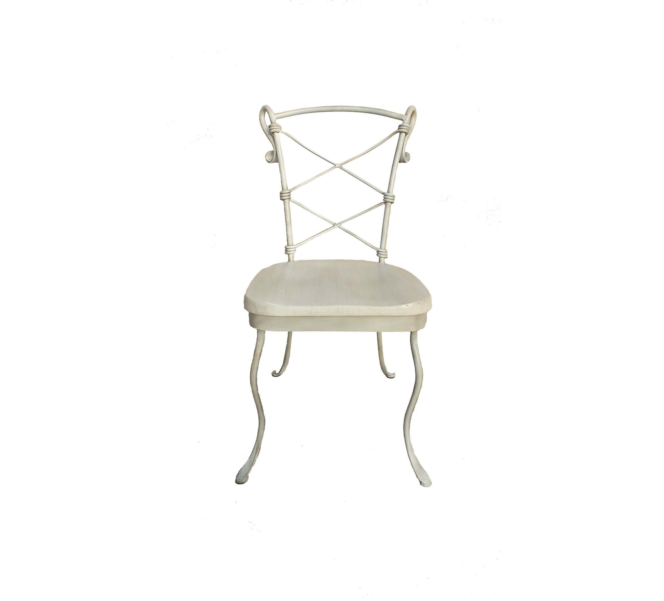 СтулОбеденные стулья<br>Товар поставляется в  собранном виде.<br><br>Material: Металл<br>Length см: None<br>Width см: 51<br>Depth см: 64<br>Height см: 98