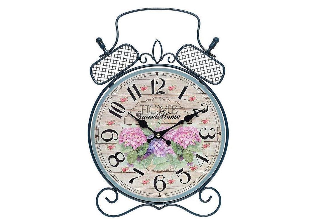 Настенные часы RosevilleНастенные часы<br>Кварцевый механизм.<br><br>Material: Металл<br>Width см: 25<br>Depth см: 4<br>Height см: 37