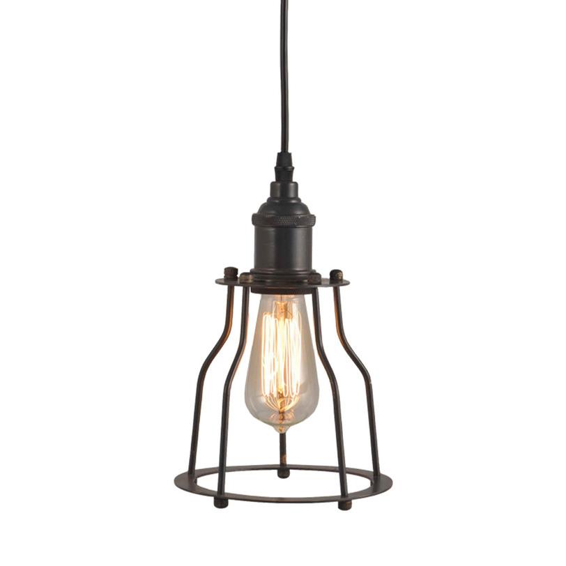 Светильник потолочныйПодвесные светильники<br>Эффектный латунный светильник создан по примеру творения американского изобретателя Томаса Эдисона – лампы накаливания. Лампы-«Edison-style» хорошо знакомы миру. Поэтому легко узнаваемы и любимы. В них дань уважения прошлому гармонично сочетается с современными технологиями.<br>Лампа входит в комплект.<br><br>Material: Металл<br>Length см: None<br>Width см: None<br>Depth см: None<br>Height см: 29.0<br>Diameter см: 18.0