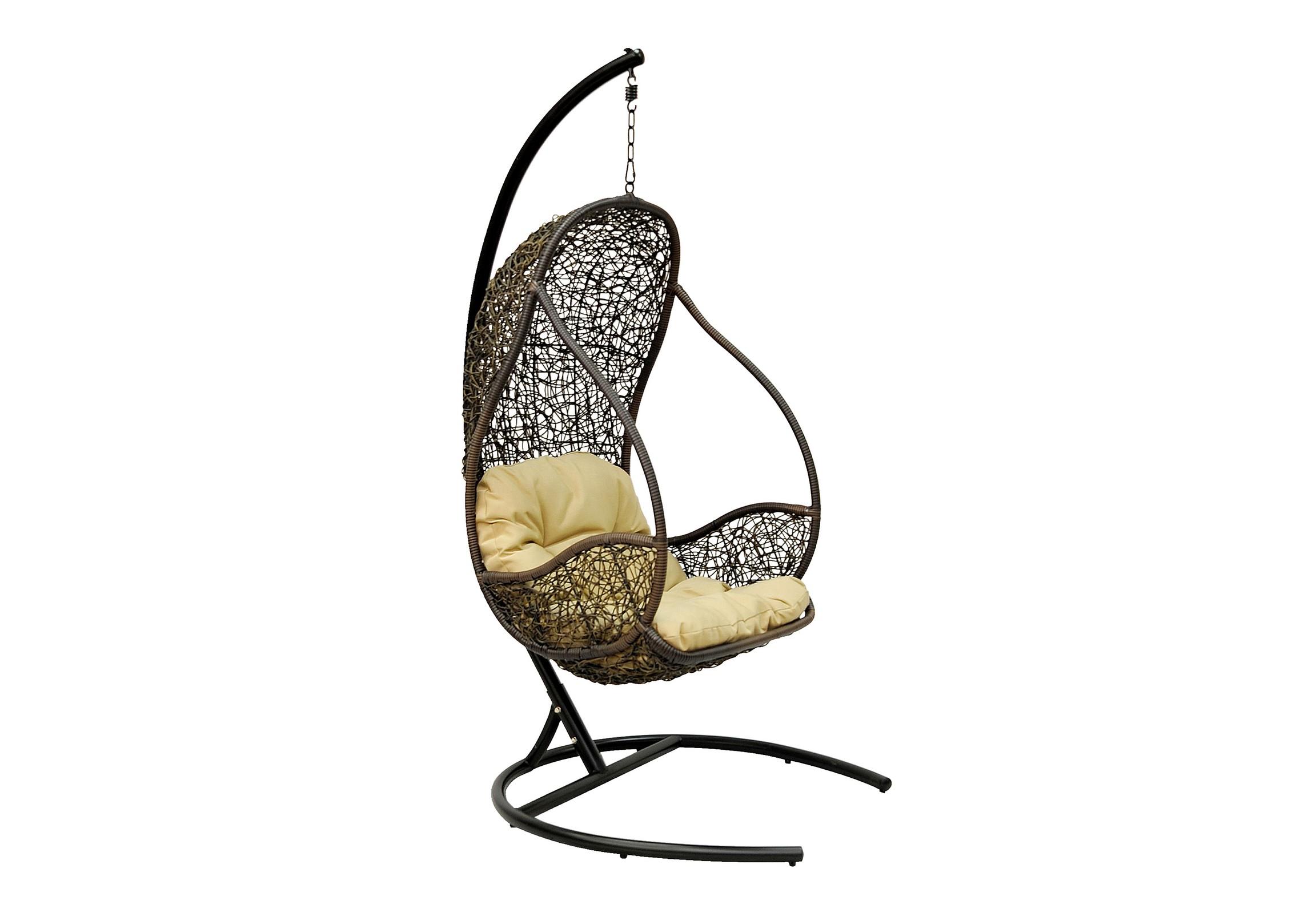 Кресло подвесное FlyhangПодвесные кресла<br>Эта модель - классическое подвесное кресло.&amp;amp;nbsp;Оно станет настоящим украшением и изюминкой вашего дома или сада.&amp;lt;div&amp;gt;&amp;lt;br&amp;gt;&amp;lt;/div&amp;gt;&amp;lt;div&amp;gt;Материал каркаса: сталь&amp;amp;nbsp;&amp;lt;/div&amp;gt;&amp;lt;div&amp;gt;Материал плетения: PE-ротанг (искусственный ротанг) высокого качества (круглый)&amp;amp;nbsp;&amp;lt;/div&amp;gt;&amp;lt;div&amp;gt;Размер чаши: 76,5х&amp;lt;span style=&amp;quot;line-height: 1.78571;&amp;quot;&amp;gt;70,5х124 см&amp;amp;nbsp;&amp;lt;/span&amp;gt;&amp;lt;/div&amp;gt;&amp;lt;div&amp;gt;&amp;lt;span style=&amp;quot;line-height: 1.78571;&amp;quot;&amp;gt;Размер основания: 100х100х195 см&amp;amp;nbsp;&amp;lt;/span&amp;gt;&amp;lt;/div&amp;gt;&amp;lt;div&amp;gt;&amp;lt;span style=&amp;quot;line-height: 1.78571;&amp;quot;&amp;gt;&amp;amp;nbsp;Выдерживаемая нагрузка: 120 кг&amp;lt;/span&amp;gt;&amp;lt;/div&amp;gt;&amp;lt;div&amp;gt;&amp;lt;span style=&amp;quot;line-height: 1.78571;&amp;quot;&amp;gt;Конструкция кресла: сборно-разборное&amp;lt;/span&amp;gt;&amp;lt;/div&amp;gt;&amp;lt;div&amp;gt;&amp;lt;span style=&amp;quot;line-height: 1.78571;&amp;quot;&amp;gt;Кресло состоит из трех частей: основание, опора и чаша. Сборка не требует специальных навыков.&amp;amp;nbsp;&amp;lt;/span&amp;gt;&amp;lt;/div&amp;gt;<br><br>Material: Искусственный ротанг<br>Ширина см: 76<br>Высота см: 124<br>Глубина см: 70