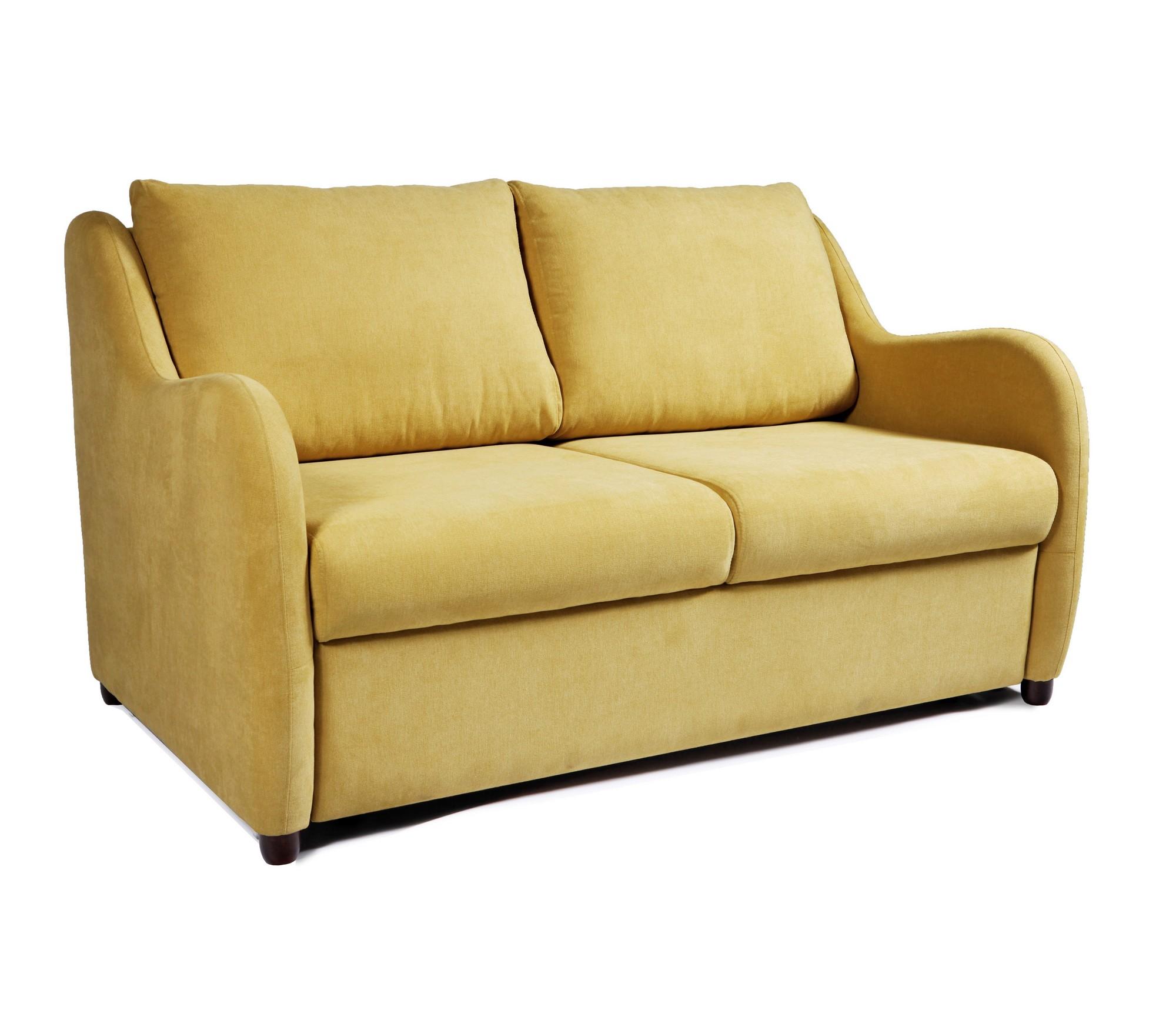 Myfurnish диван universal желтый  38009/8