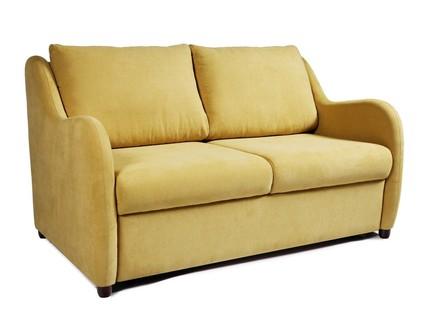 Диван universal (myfurnish) желтый 160x96x95 см.