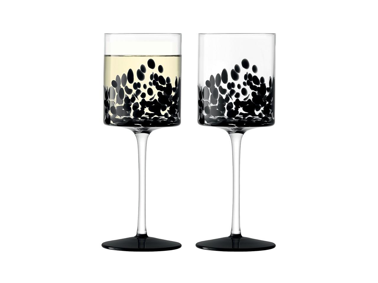 Набор бокалов для вина DevoreБокалы<br>В комплект входят два бокала&amp;lt;br&amp;gt;Объем: 340 мл<br><br>Material: Стекло