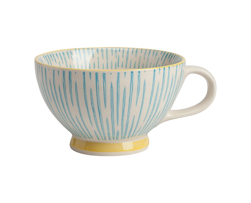 Чашка PietriЧайные пары, чашки и кружки<br><br><br>Material: Керамика<br>Height см: 7,5<br>Diameter см: 12,4