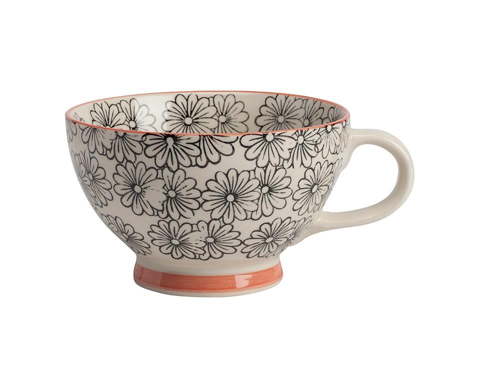Чашка LuigiЧайные пары, чашки и кружки<br><br><br>Material: Керамика<br>Width см: None<br>Height см: 7,5<br>Diameter см: 12,4