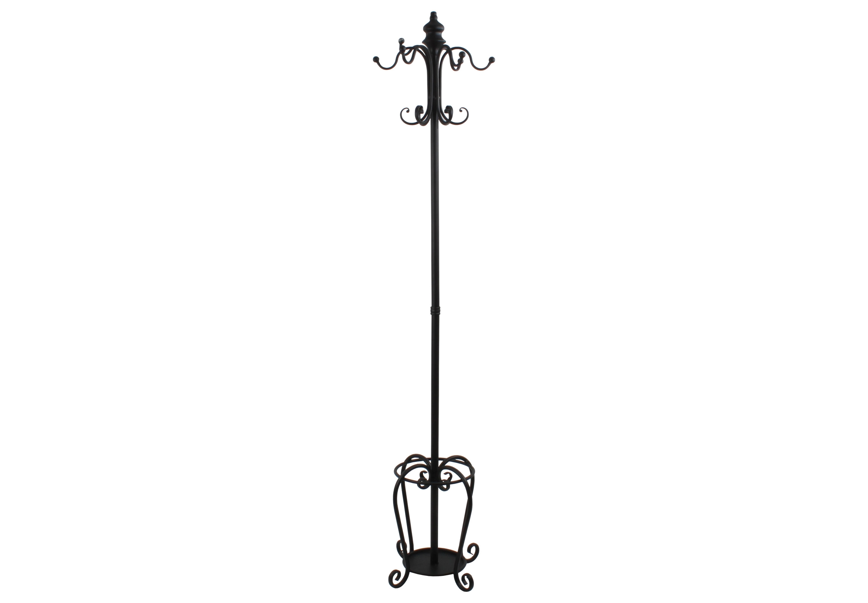Вешалка напольная St. JohnsВешалки<br><br><br>Material: Металл<br>Height см: 181<br>Diameter см: 39
