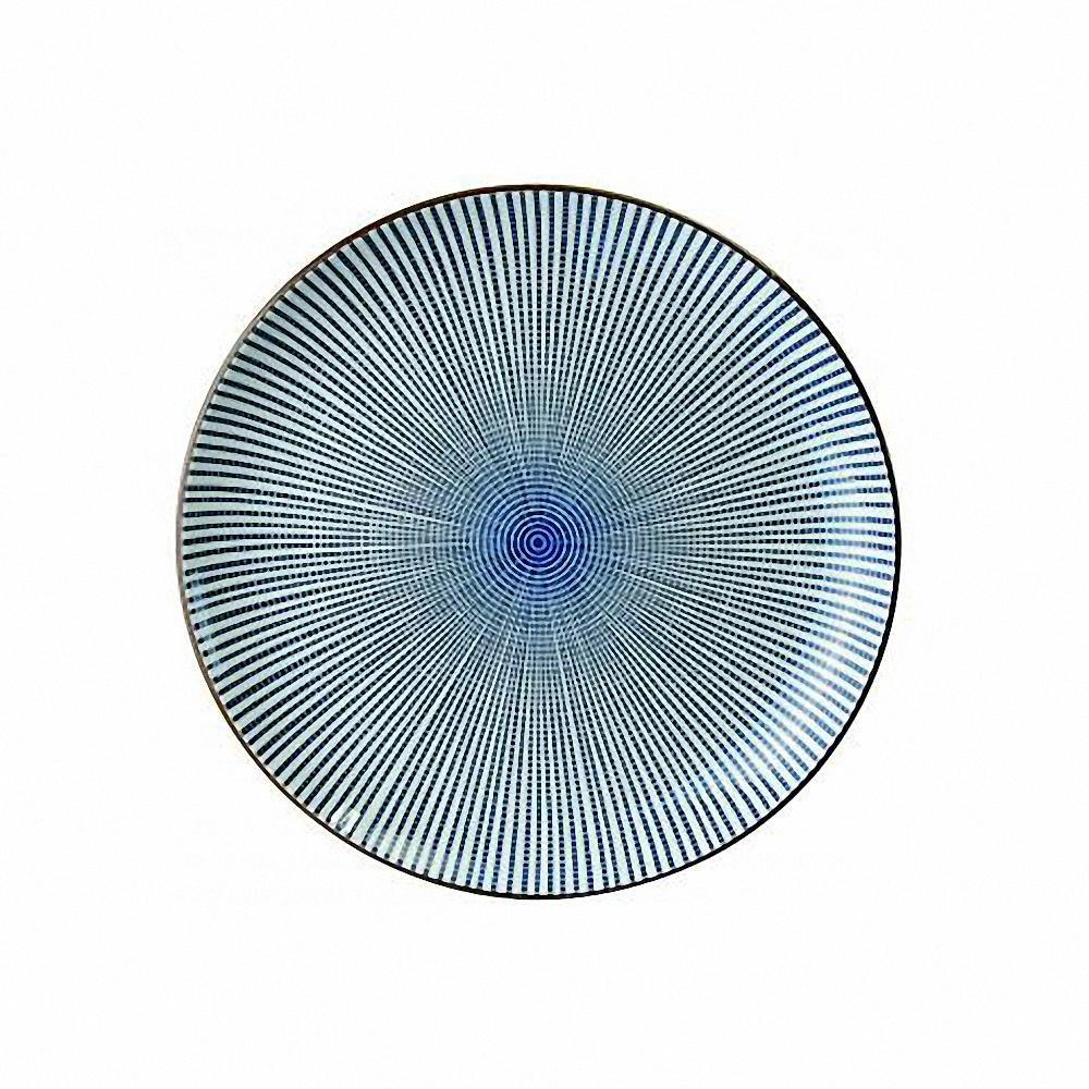 ТарелкаТарелки<br>TOKYO – ведущая компания по производству посуды из фарфора и керамики. Особый дизайн и качественное исполнение делают ее востребованной и узнаваемой во всем мире.<br><br>Material: Фарфор<br>Depth см: 1<br>Diameter см: 25