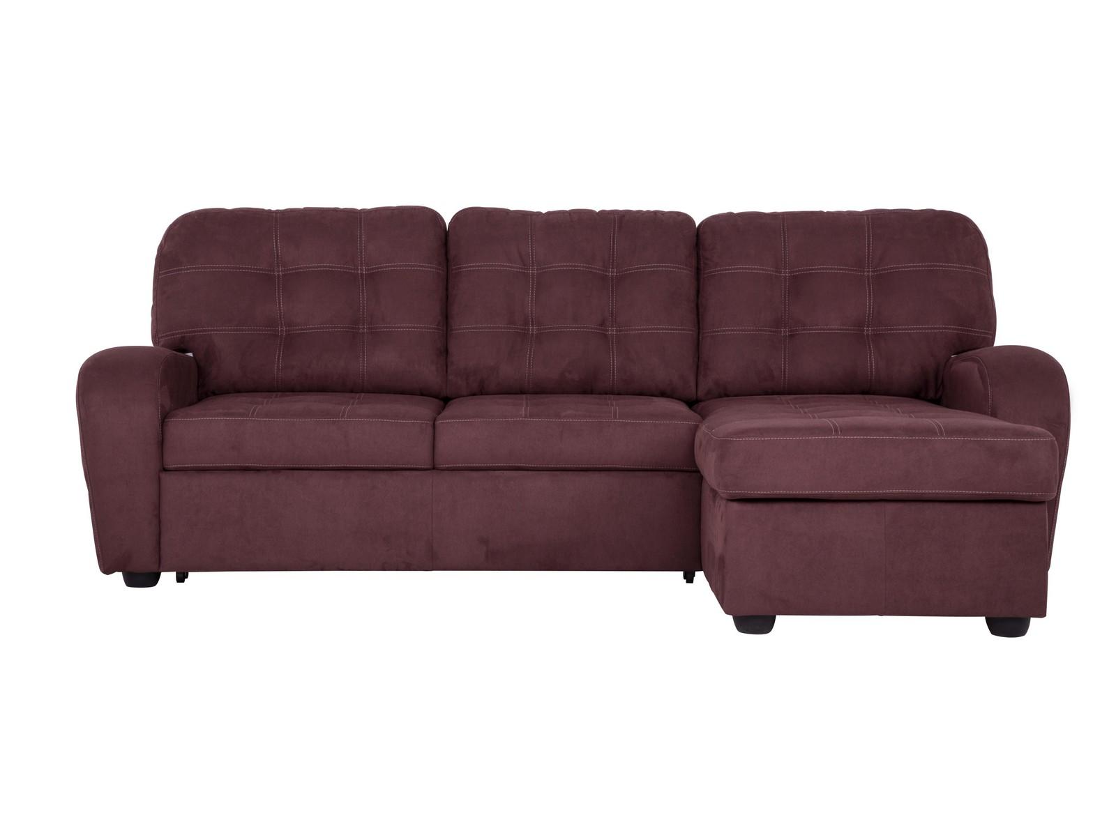 Угловой диван-кровать СиднейУгловые раскладные диваны<br>Компактный угловой диван создаст комфорт даже в небольшом помещении. «Сидней» сочетает в себе современный дизайн и тонкие классичесиие акценты. <br>Если Вы желаете использовать пространство комнаты максимально грамотно, диван «Сидней» — отличный выбор. <br>Эта модель специально спроектирована по многочисленным просьбам покупателей и повторяет дизайн популярного дивана &amp;quot;Монреаль&amp;quot;.Сборка требуется, все крепления входят в стоимость, диван оснащен раскладным механимом&amp;lt;div&amp;gt;&amp;lt;br&amp;gt;&amp;lt;/div&amp;gt;&amp;lt;div&amp;gt;Материал обивки: мебельная замша&amp;lt;/div&amp;gt;&amp;lt;div&amp;gt;Размеры спального места: 200х137 см&amp;lt;/div&amp;gt;<br><br>Material: Текстиль<br>Ширина см: 154.0<br>Высота см: 94.0<br>Глубина см: 154
