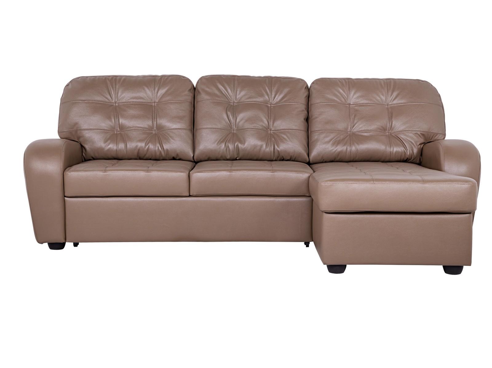 Угловой диван-кровать СиднейКожаные диваны<br>&amp;lt;span style=&amp;quot;font-size: 14px;&amp;quot;&amp;gt;Случилось то, чего вы так долго ждали! Теперь так полюбившийся всем диван может украсить собой даже небольшое помещение! &amp;quot;Сидней&amp;quot; выполнен по дизайну дивана &amp;quot;Монреаль&amp;quot;, но занимает меньше места. Он просто создан для тех, кто стремиться использовать пространство максимально эффективно.&amp;lt;/span&amp;gt;&amp;lt;div style=&amp;quot;font-size: 14px;&amp;quot;&amp;gt;&amp;lt;br&amp;gt;&amp;lt;/div&amp;gt;&amp;lt;div style=&amp;quot;font-size: 14px;&amp;quot;&amp;gt;Размер спального места: 200х137см.&amp;lt;/div&amp;gt;<br><br>Material: Кожа<br>Ширина см: 242<br>Высота см: 94<br>Глубина см: 154