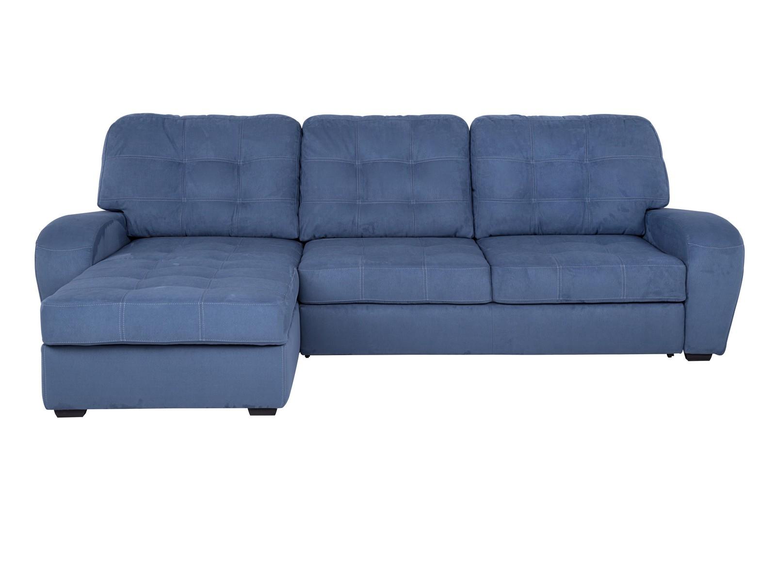 Угловой диван-кровать МонреальУгловые раскладные диваны<br>В основании дивана находится ортопедическая решётка из эластичных лат. Большое канапе, на котором так приятно сидеть, вытянув ноги, можно плавно и без усилий поднять с помощью газовых толкателей и получить доступ к огромному отсеку для спальных принадлежностей.<br>Модель оснащена надёжным механизмом трансформации &amp;quot;Люкс&amp;quot;, который превращает диван в удобную кровать с большим идеально ровным спальным местом размером 240х160 см. Сборка требуется, все крепления входят в стоимость&amp;lt;div&amp;gt;&amp;lt;br&amp;gt;&amp;lt;/div&amp;gt;&amp;lt;div&amp;gt;Материал обивки: мебельная замша&amp;lt;br&amp;gt;Размер спального места: 242х160 см&amp;lt;/div&amp;gt;<br><br>Material: Текстиль<br>Ширина см: 288<br>Высота см: 104<br>Глубина см: 191