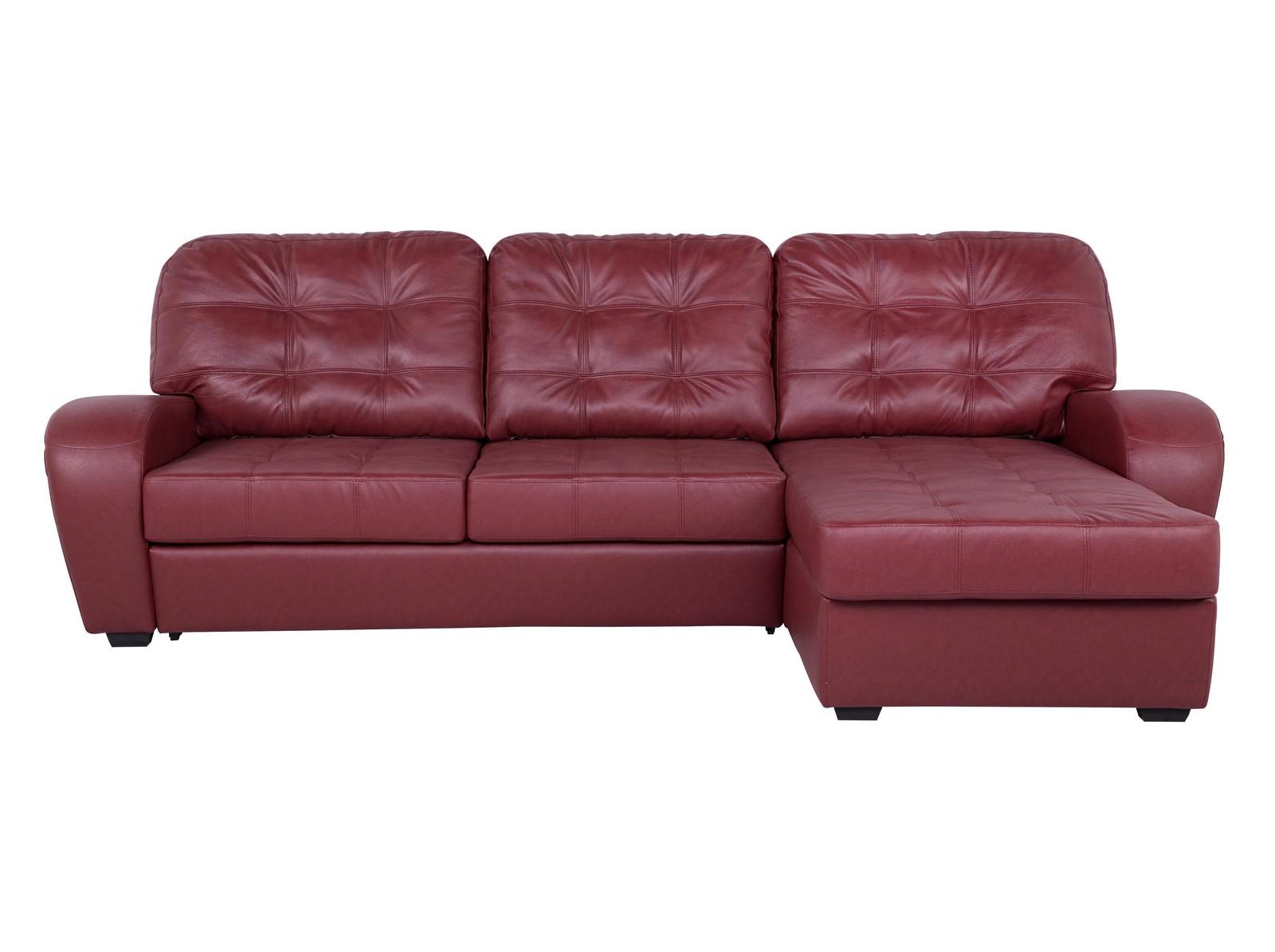 Угловой диван-кровать МонреальКожаные диваны<br>&amp;lt;div&amp;gt;Удобная, но компактная кровать - кто не мечтает о такой? &amp;amp;nbsp;У раскладного дивана &amp;quot;Монреаль&amp;quot; в основе ортопедическая решетка, поэтому ваш сон будет комфортным. А большой отсек для хранения спальных принадлежностей и раскладной механизм помогут сэкономить место.&amp;lt;/div&amp;gt;&amp;lt;div&amp;gt;&amp;lt;br&amp;gt;&amp;lt;/div&amp;gt;&amp;lt;div&amp;gt;Размер спального места: 240х160 см.&amp;lt;/div&amp;gt;<br><br>Material: Кожа<br>Width см: 288<br>Depth см: 191<br>Height см: 104