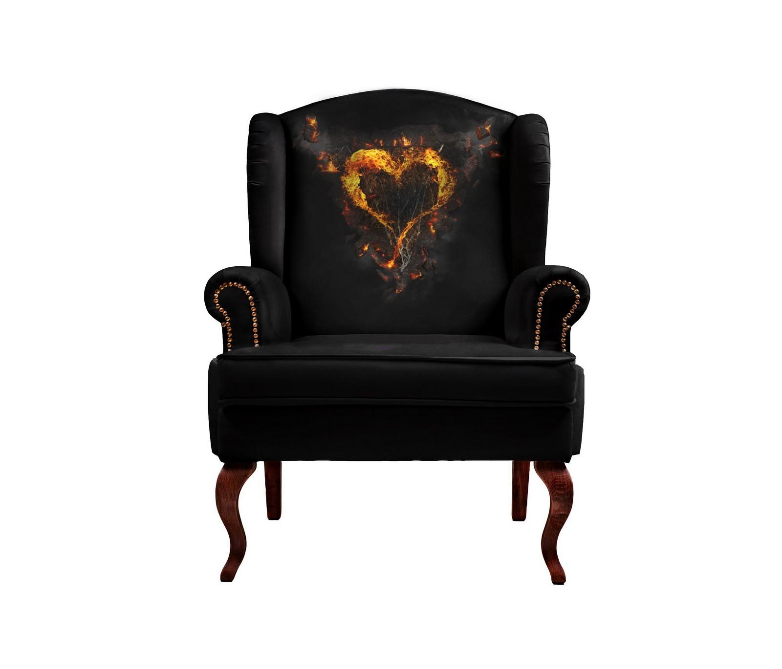 """Кресло """"Heart&Stone"""""""