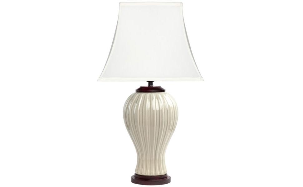 Лампа настольнаяДекоративные лампы<br>&amp;lt;div&amp;gt;Цоколь: Е27&amp;amp;nbsp;&amp;lt;/div&amp;gt;&amp;lt;div&amp;gt;Мощность: 60W&amp;lt;/div&amp;gt;&amp;lt;div&amp;gt;Количество лампочек: 1 (лампочка в стоимость не входит)&amp;lt;/div&amp;gt;<br><br>Material: Керамика<br>Ширина см: 43<br>Высота см: 71<br>Глубина см: 30
