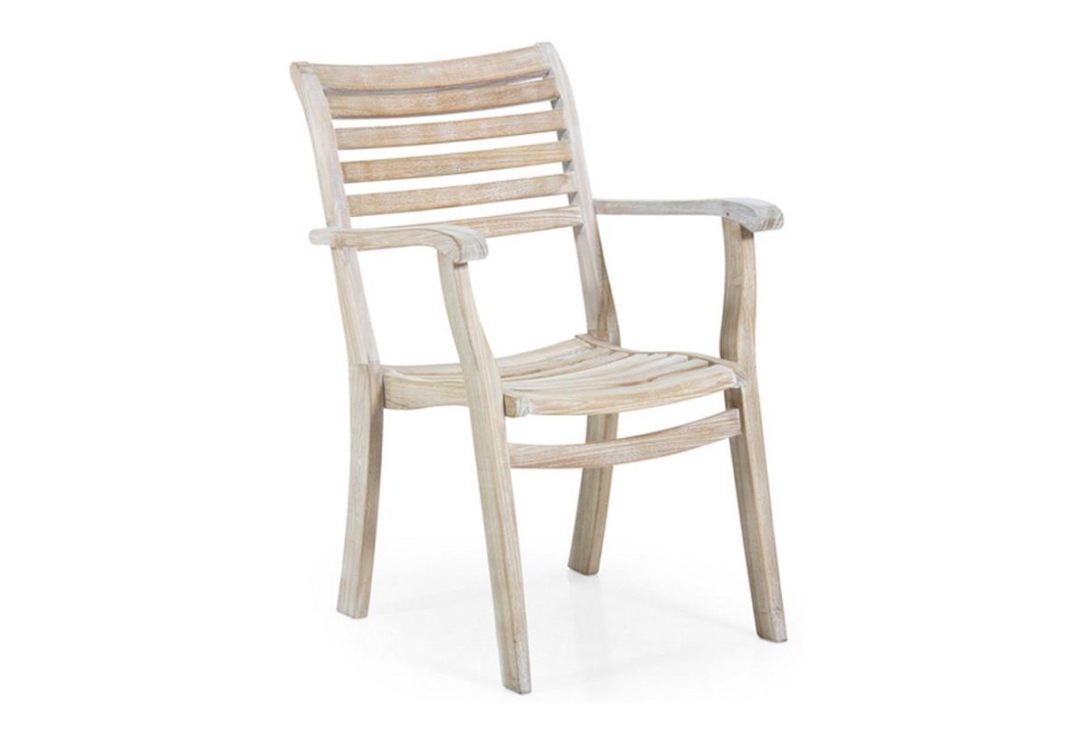 Кресло KarloКресла для улицы<br>В прошлом году появилась новинка - складное кресло Karlo 1957, которая сразу завоевала любовь покупателей. В новом сезоне 2014 кресло Karlo становится штабелируемым! Представляем вам новую модель Karlo 1948 выполненную из бело-пигментированного тика.&amp;amp;nbsp;<br><br>Material: Тик<br>Width см: 48<br>Depth см: 43<br>Height см: 88