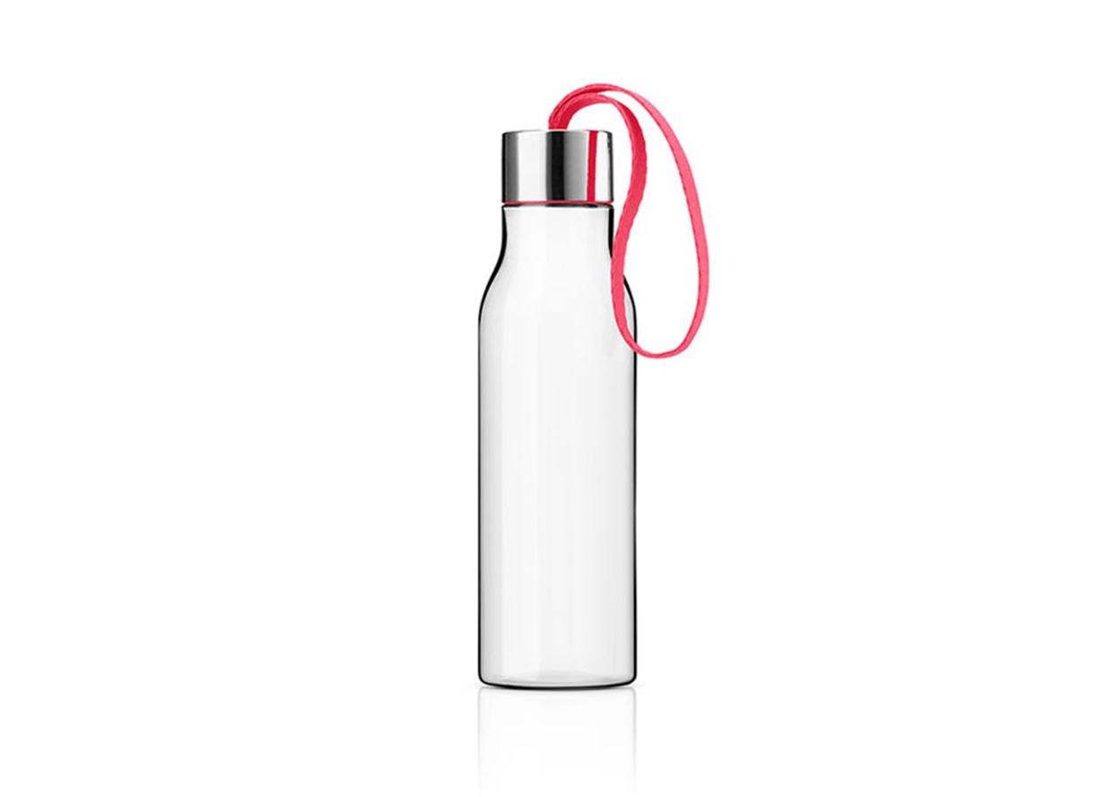 БутылкаЕмкости для хранения<br>Очень удобная бутылка для воды, которую можно положить в сумку, взять с собой в офис или использовать на отдыхе. Она полностью герметична, её можно наполнять снова и снова, и тем самым уменьшить количество пластиковых бутылок, помогая сохранить окружающую среду. Бутылка сделана из пластика, не содержащего BPA, то есть бисфенола, вредных примесей и тяжёлых металлов. Бутылку можно мыть в посудомоечной машине, крышку — вручную.&amp;amp;nbsp;&amp;lt;div&amp;gt;&amp;lt;br&amp;gt;&amp;lt;/div&amp;gt;&amp;lt;div&amp;gt;&amp;lt;br&amp;gt;&amp;lt;/div&amp;gt;&amp;lt;div&amp;gt;Объем 500 мл.&amp;lt;/div&amp;gt;<br><br>Material: Пластик<br>Height см: 23<br>Diameter см: 6,5