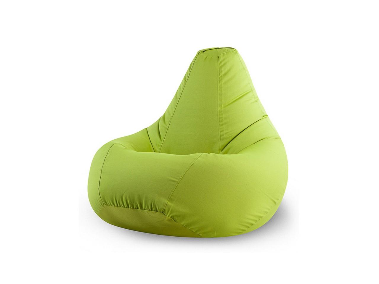 Кресло-мешок Pesko Green XLБесформенные пуфы<br>&amp;lt;div&amp;gt;Съемный чехол: Да (на молнии);&amp;lt;/div&amp;gt;&amp;lt;div&amp;gt;Наполнитель: пенополистирол (гранула 2 мм).&amp;lt;/div&amp;gt;<br><br>Material: Текстиль<br>Height см: 135<br>Diameter см: 90