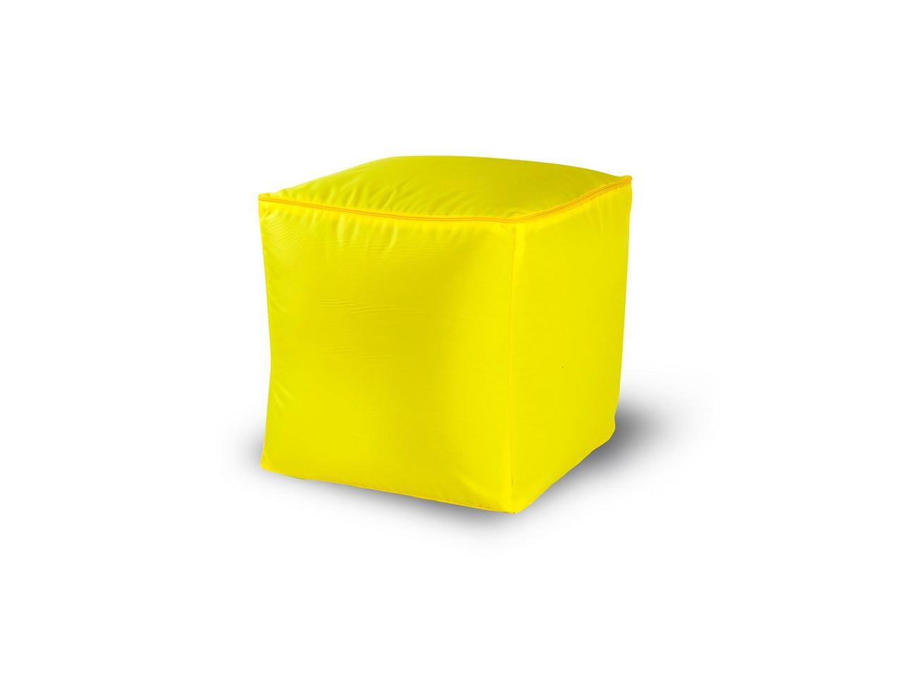 Пуфик для ног Yellow OxfordФорменные пуфы<br>&amp;lt;div&amp;gt;Съемный чехол: Да (на молнии);&amp;lt;/div&amp;gt;&amp;lt;div&amp;gt;Наполнитель: пенополистирол (гранула 2 мм).&amp;lt;/div&amp;gt;<br><br>Material: Текстиль<br>Ширина см: 45<br>Высота см: 45<br>Глубина см: 45