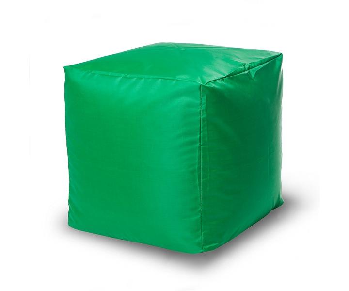 "Пуфик для ног ""Green Oxford"""