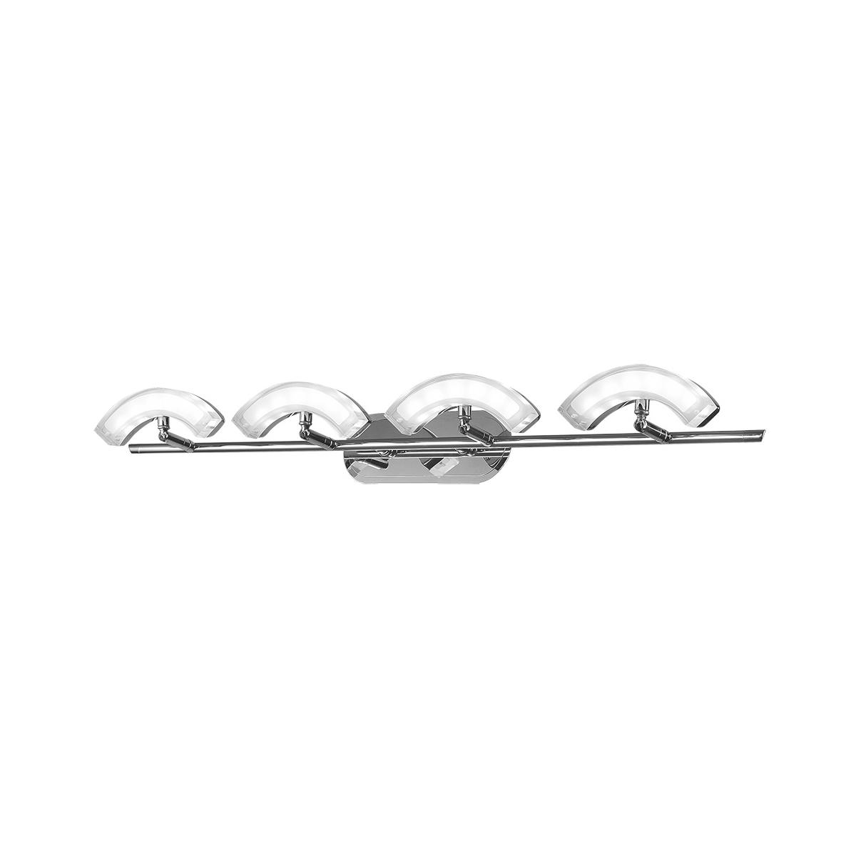 Спот MerrillСпоты<br>Спот с 4-мя акриловыми плафонами со встроенной светодиодной матрицей.&amp;amp;nbsp;&amp;lt;span style=&amp;quot;line-height: 1.78571;&amp;quot;&amp;gt;Спот  Merrill снабжен шарнирным механизмом, позволяющий менять направление освещения. Светильник имеет металлический выключатель на корпусе.<br>Спот поставляется в собранном виде и имеет в комплекте все необходимые для монтажа крепежные элементы.&amp;lt;/span&amp;gt;&amp;lt;div&amp;gt;&amp;lt;br&amp;gt;&amp;lt;/div&amp;gt;&amp;lt;div&amp;gt;&amp;lt;div style=&amp;quot;line-height: 24.9999px;&amp;quot;&amp;gt;Вид цоколя: LED&amp;lt;/div&amp;gt;&amp;lt;div style=&amp;quot;line-height: 24.9999px;&amp;quot;&amp;gt;Мощность: 12 W (эквивалент лампы накаливания 80W)&amp;lt;/div&amp;gt;&amp;lt;div style=&amp;quot;line-height: 24.9999px;&amp;quot;&amp;gt;Цветовая температура 4000-4200К&amp;lt;/div&amp;gt;&amp;lt;/div&amp;gt;<br><br>Material: Металл<br>Width см: 80<br>Depth см: 7,5<br>Height см: 14