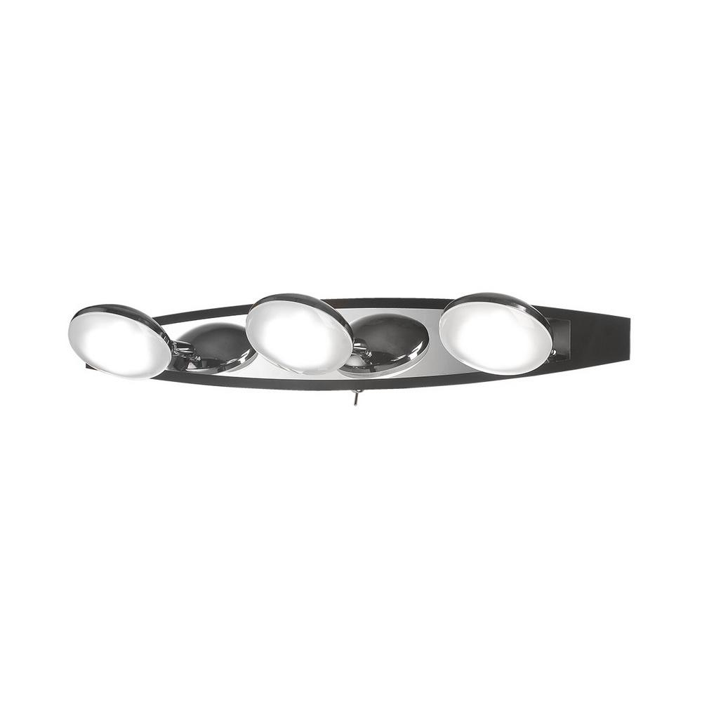 Спот VennaСпоты<br>Спот с 3-мя металлическими плафонами со встроенной светодиодной матрицей.&amp;amp;nbsp;&amp;lt;span style=&amp;quot;line-height: 1.78571;&amp;quot;&amp;gt;Споты Venna снабжены шарнирными механизмами, позволяющие менять направление освещения. Спот имеет металлический выключатель на корпусе.<br>Спот поставляется в собранном виде и имеет в комплекте все необходимые для монтажа крепежные элементы.&amp;lt;/span&amp;gt;&amp;lt;div&amp;gt;&amp;lt;span style=&amp;quot;line-height: 24.9999px;&amp;quot;&amp;gt;&amp;lt;br&amp;gt;&amp;lt;/span&amp;gt;&amp;lt;/div&amp;gt;&amp;lt;div&amp;gt;&amp;lt;span style=&amp;quot;line-height: 24.9999px;&amp;quot;&amp;gt;Вид матрицы: LED&amp;amp;nbsp;&amp;lt;/span&amp;gt;&amp;lt;br&amp;gt;&amp;lt;/div&amp;gt;&amp;lt;div&amp;gt;&amp;lt;div style=&amp;quot;line-height: 24.9999px;&amp;quot;&amp;gt;Мощность 15W (эквивалент лампы накаливания 100W)&amp;lt;/div&amp;gt;&amp;lt;div style=&amp;quot;line-height: 24.9999px;&amp;quot;&amp;gt;Цветовая температура 4000-4200К&amp;lt;/div&amp;gt;&amp;lt;/div&amp;gt;<br><br>Material: Металл<br>Width см: 46<br>Depth см: 11<br>Height см: 7