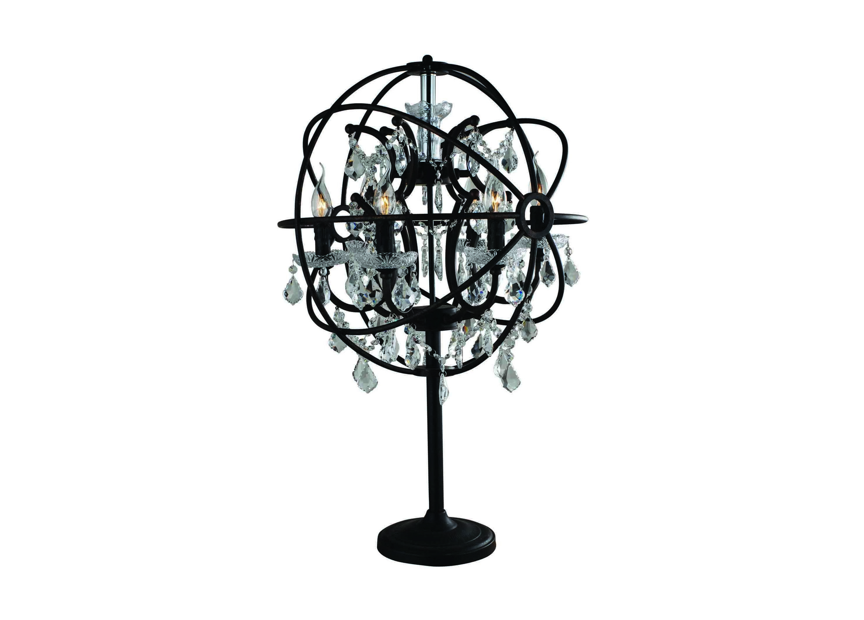 "LRoom Настольная лампа ""Foucault's Orb Crystal"""
