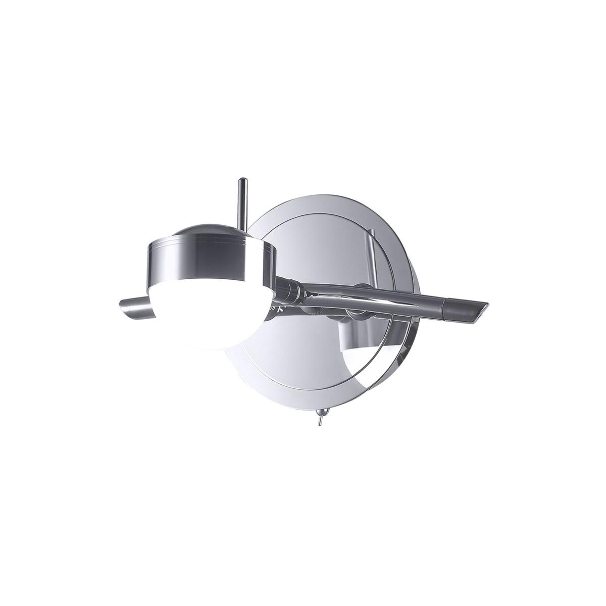 Спот SaviniСпоты<br>&amp;lt;div&amp;gt;&amp;lt;span style=&amp;quot;line-height: 24.9999px;&amp;quot;&amp;gt;Спот Savini снабжен шарнирным механизмом, позволяющий менять направление освещения. Светильник имеет металлический выключатель на корпусе. Спот поставляется в собранном виде и имеет в комплекте все необходимые для монтажа крепежные элементы.&amp;lt;/span&amp;gt;&amp;lt;br&amp;gt;&amp;lt;/div&amp;gt;&amp;lt;div&amp;gt;&amp;lt;br&amp;gt;&amp;lt;/div&amp;gt;&amp;lt;div&amp;gt;Вид цоколя: LED&amp;lt;/div&amp;gt;&amp;lt;div&amp;gt;Мощность ламп: 5W (эквивалент лампы накаливания 33W)&amp;lt;/div&amp;gt;&amp;lt;div&amp;gt;Количество ламп: 1&amp;lt;/div&amp;gt;&amp;lt;div&amp;gt;Наличие ламп: встроенная светодиодная матрица&amp;lt;/div&amp;gt;&amp;lt;div&amp;gt;&amp;lt;span style=&amp;quot;line-height: 24.9999px;&amp;quot;&amp;gt;Цветовая температура 4000-4200К&amp;lt;/span&amp;gt;&amp;lt;br&amp;gt;&amp;lt;/div&amp;gt;&amp;lt;div&amp;gt;&amp;lt;br&amp;gt;&amp;lt;/div&amp;gt;<br><br>Material: Металл<br>Width см: 20<br>Depth см: 17<br>Height см: 11,5
