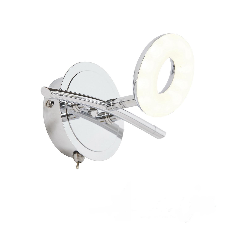Спот LorenzaСпоты<br>Спот  Lorenza снабжен шарнирным механизмом, позволяющий менять направление освещения. Светильник имеет металлический выключатель на корпусе.<br>Спот поставляется в собранном виде и имеет в комплекте все необходимые для монтажа крепежные элементы. Плафон сделан из акрила.&amp;lt;div&amp;gt;&amp;lt;br&amp;gt;&amp;lt;/div&amp;gt;&amp;lt;div&amp;gt;&amp;lt;div style=&amp;quot;line-height: 24.9999px;&amp;quot;&amp;gt;Вид цоколя: LED&amp;lt;/div&amp;gt;&amp;lt;div style=&amp;quot;line-height: 24.9999px;&amp;quot;&amp;gt;Мощность ламп: 6W (эквивалент лампы накаливания 40W)&amp;lt;/div&amp;gt;&amp;lt;div style=&amp;quot;line-height: 24.9999px;&amp;quot;&amp;gt;Количество ламп: 1&amp;lt;/div&amp;gt;&amp;lt;div style=&amp;quot;line-height: 24.9999px;&amp;quot;&amp;gt;Наличие ламп: встроенная светодиодная матрица&amp;lt;/div&amp;gt;&amp;lt;div style=&amp;quot;line-height: 24.9999px;&amp;quot;&amp;gt;Цветовая температура 4000-4200К&amp;lt;/div&amp;gt;&amp;lt;/div&amp;gt;<br><br>Material: Металл<br>Width см: 20<br>Depth см: 14<br>Height см: 14,5