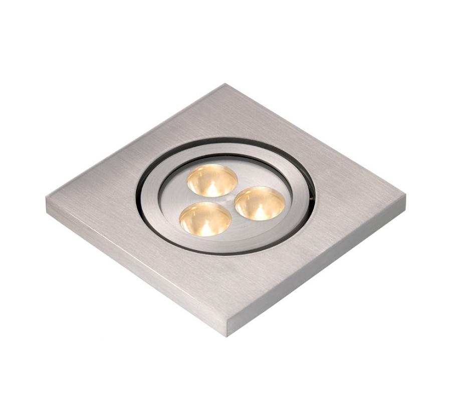 Встраиваемый светильник ELSONУличные встраиваемые светильники<br>Цоколь LED&amp;lt;div&amp;gt;Мощность 1W&amp;lt;/div&amp;gt;&amp;lt;div&amp;gt;Количество ламп: 3 (в комплекте)&amp;lt;/div&amp;gt;<br><br>Material: Металл<br>Width см: 9<br>Depth см: 9<br>Height см: 6