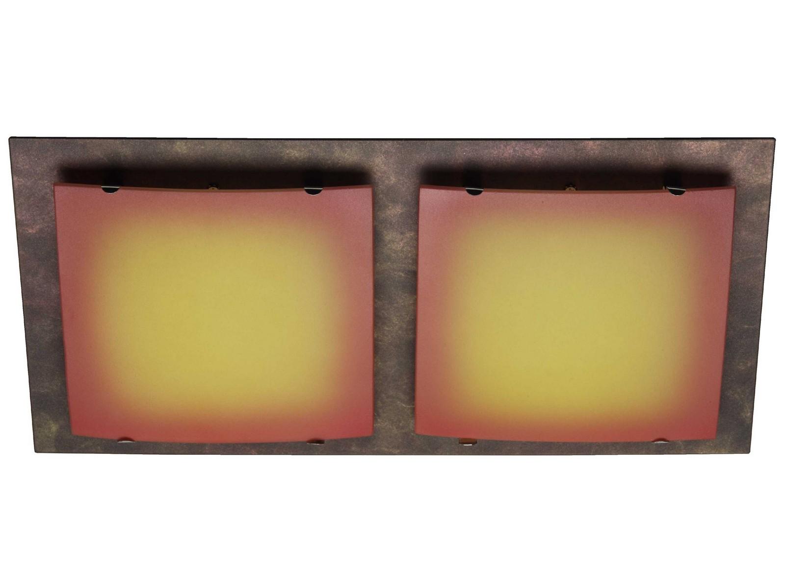 Светильник потолочный SquareПотолочные светильники<br>&amp;lt;div&amp;gt;Вид цоколя: G9&amp;lt;/div&amp;gt;&amp;lt;div&amp;gt;Мощность ламп: 40W&amp;lt;/div&amp;gt;&amp;lt;div&amp;gt;Количество ламп: 2&amp;lt;/div&amp;gt;&amp;lt;div&amp;gt;Наличие ламп: есть&amp;lt;/div&amp;gt;&amp;lt;div&amp;gt;Степень пылевлагозащиты: IP20&amp;lt;/div&amp;gt;&amp;lt;div&amp;gt;&amp;lt;/div&amp;gt;<br><br>Material: Стекло<br>Width см: 36<br>Depth см: 19<br>Height см: 5