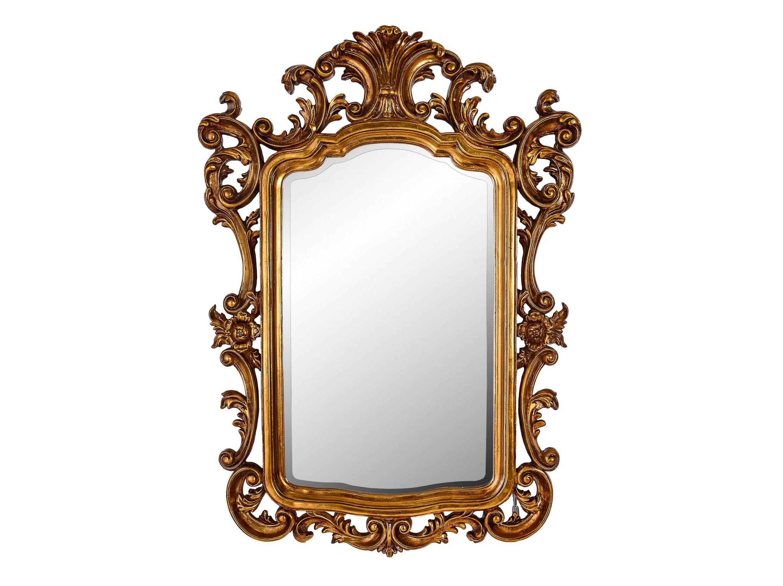 Зеркало в раме DevonНастенные зеркала<br>Смотрясь в это зеркало, вы всегда будете чувствовать себя королем или королевой. Ведь золотая &amp;quot;корона&amp;quot;, сотканная из множества завитков, поделится с вами собственным благородством и величием. Изящество классического дизайна никого не оставит равнодушным. Рама, украшенная всевозможными растительными орнаментами, позволит этому роскошному настенному декору легко влиться в оформление даже самых шикарных покоев.&amp;lt;div&amp;gt;&amp;lt;br&amp;gt;&amp;lt;/div&amp;gt;&amp;lt;div&amp;gt;Влагостойкое серебряное зеркало.&amp;lt;/div&amp;gt;&amp;lt;div&amp;gt;Материал рамы: полирезин.&amp;lt;/div&amp;gt;&amp;lt;div&amp;gt;Цвет зеркала/рамы: античное золото.&amp;lt;/div&amp;gt;&amp;lt;div&amp;gt;Размер внешний, с рамой: 78*111 см.&amp;lt;/div&amp;gt;&amp;lt;div&amp;gt;Размер зеркала без рамы: 44*73 см.&amp;lt;/div&amp;gt;&amp;lt;div&amp;gt;Вес: 13,5 кг.&amp;lt;/div&amp;gt;<br><br>Material: Пластик<br>Width см: 78<br>Depth см: 5<br>Height см: 111